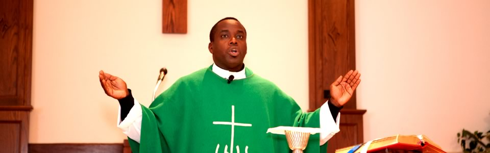 Rev. Father Anthony Mpagi